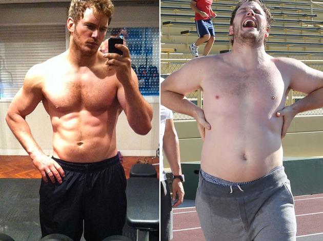 Funny Blog Chris Pratt Is Back In Superhero Shape See