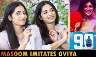 90ML Actress Masoom Shankar Interview