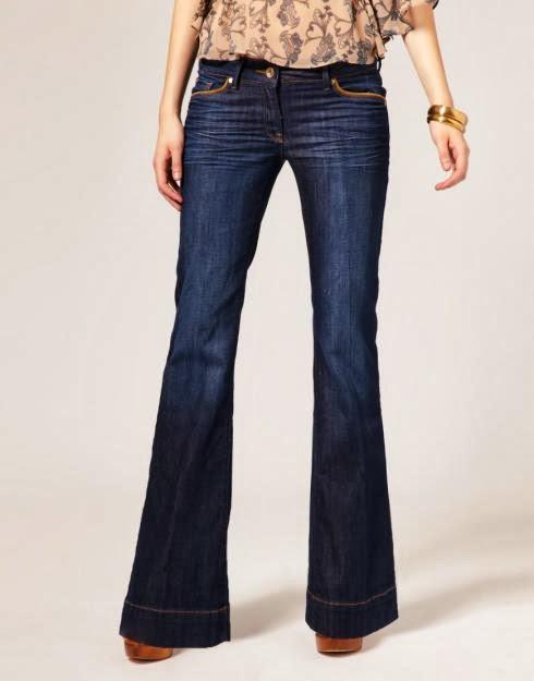 Tipo de calça jeans para cintura grossa