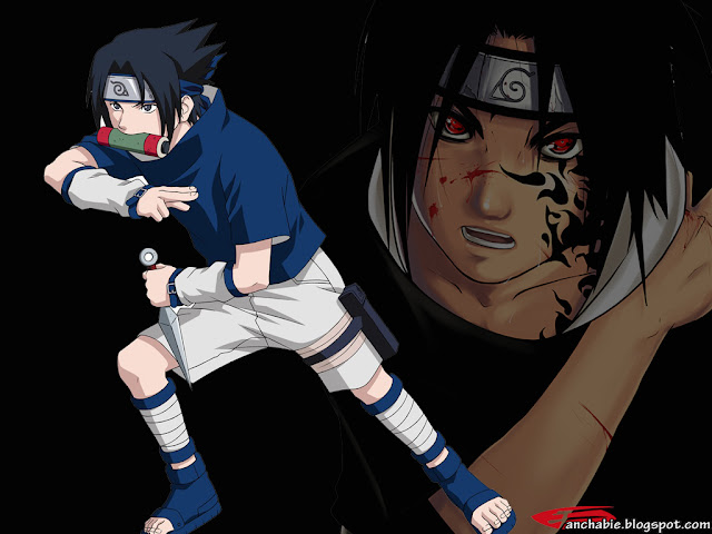 actived Orochimaru's cursed seal