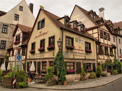 Restaurante de 1419 en Nuremberg