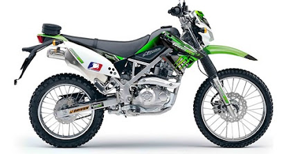 Tips dan Cara Kick Starter Kawasaki KLX 150 Patah Akibat Bore Up