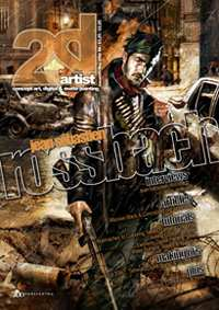 2DArtist Issue 005 May 2006