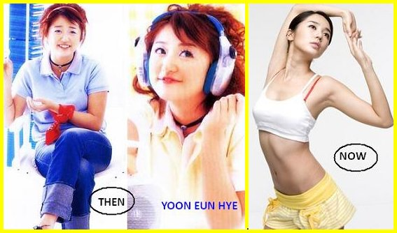 Kpop Is My Soul: 5 TRANSFORMASI ARTIS KOREA YANG GEMUK KE ...