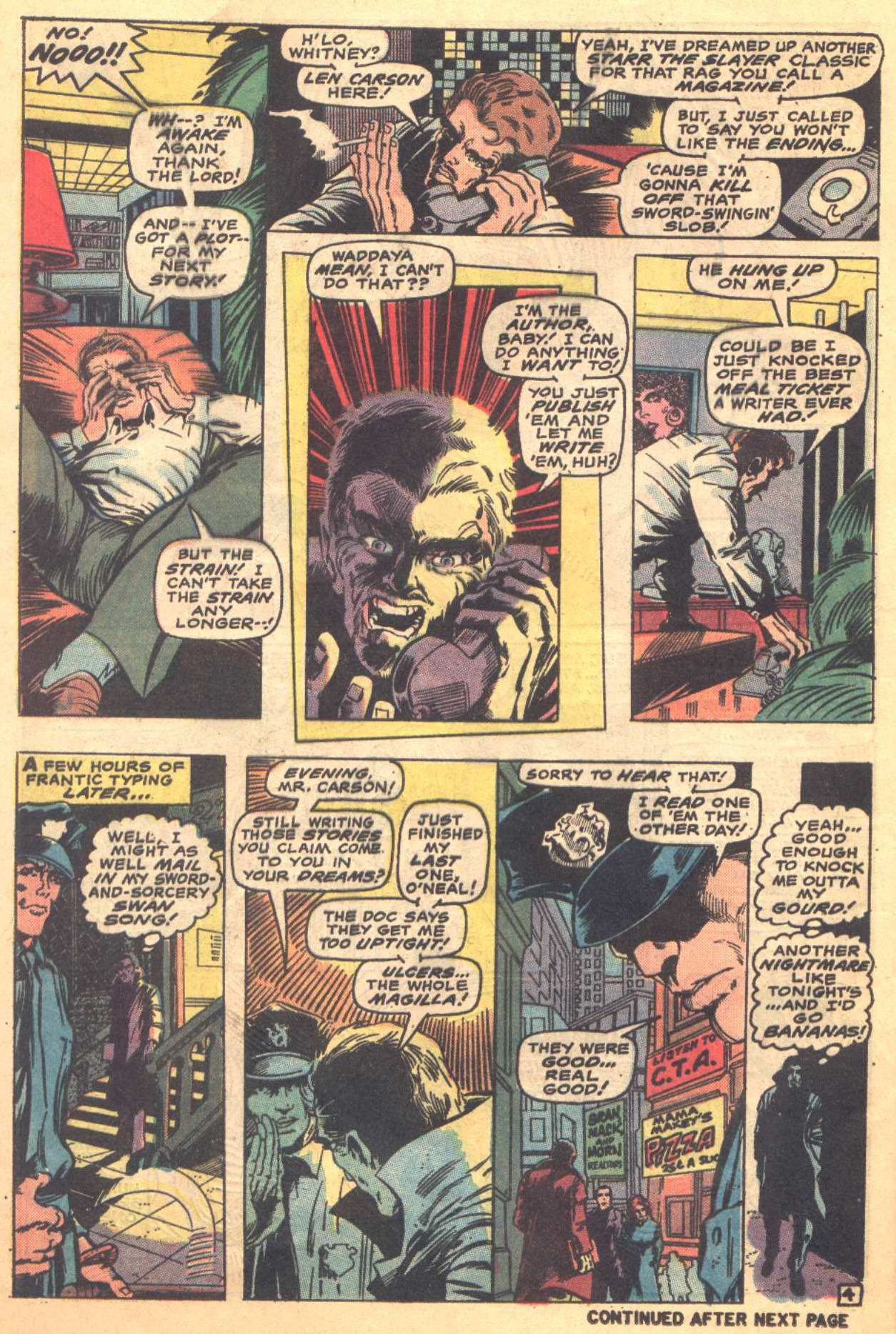 Conan the Barbarian (1970) Issue #16 #28 - English 16