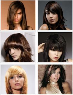 Model Gaya  Rambut Trend 2014
