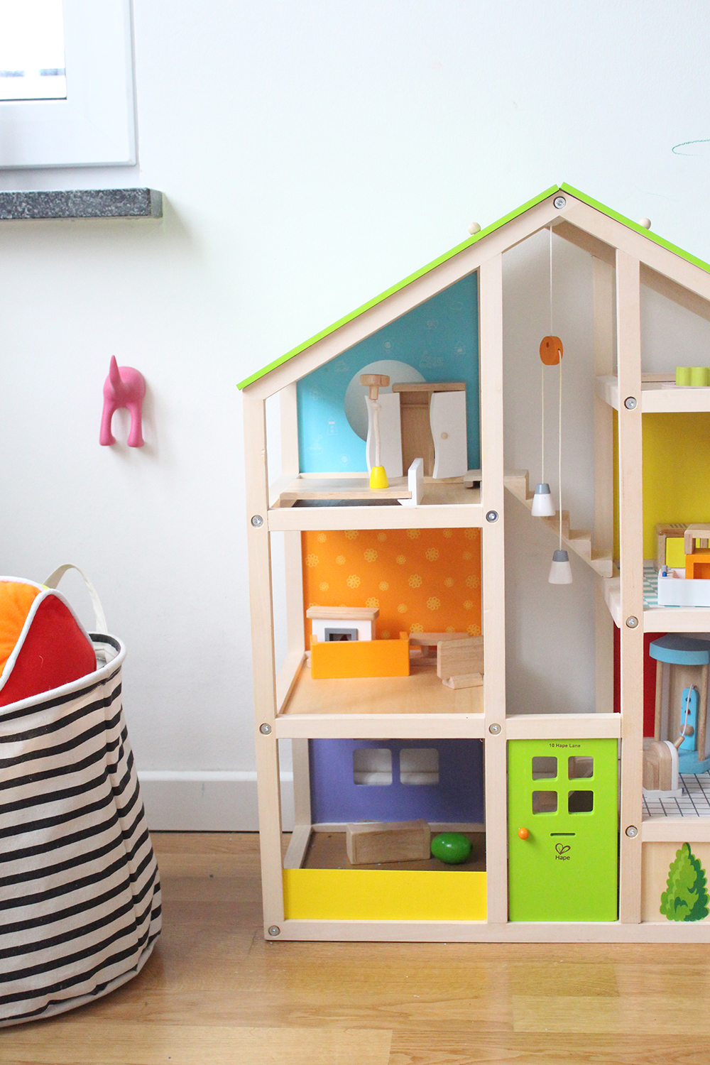 Ikea kinderzimmer inspiration  Wohnzimmerz: Ikea Kinderzimmer With A Lovely Journey: Inspiration ...