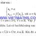 Giới hạn DÃY SỐ bồi dưỡng học sinh giỏi toán phổ thông