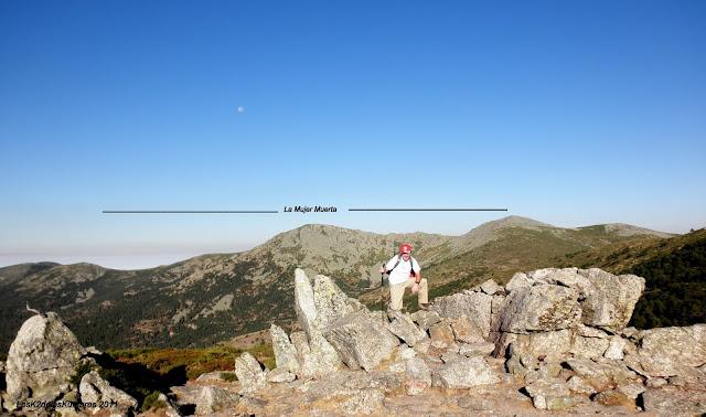 Desde el Cerro Minguete