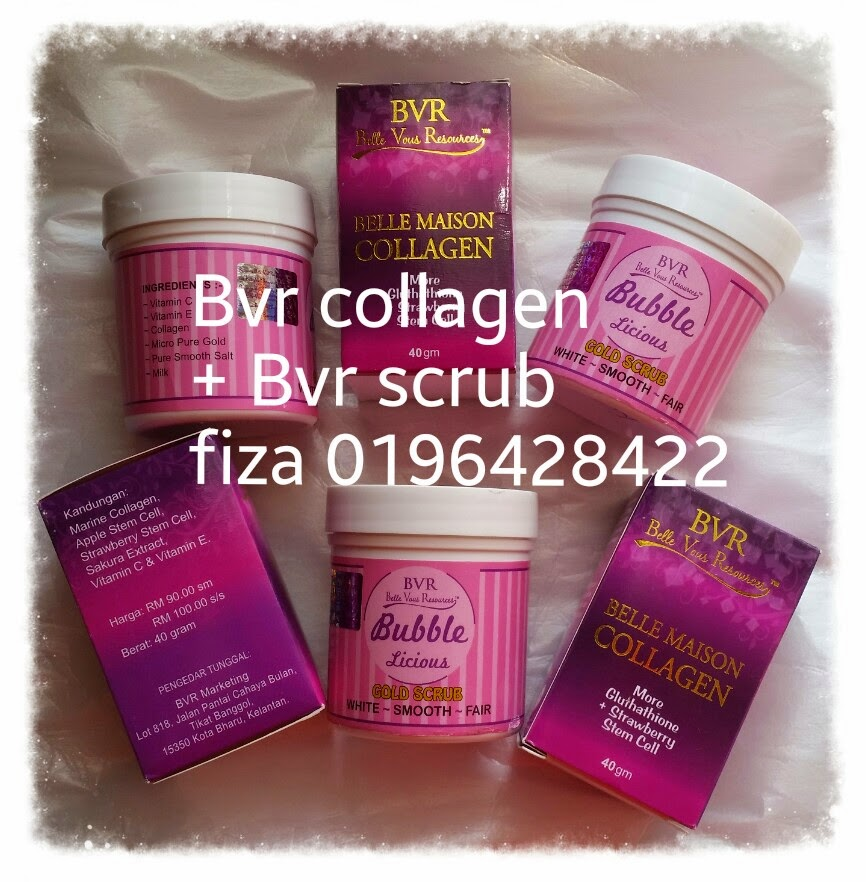 BVR COLLAGEN + BVR SCRUB