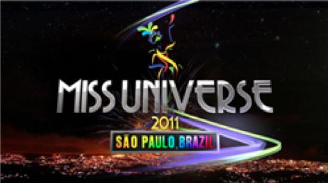 Telemundo transmitirá Miss Universe 2011 desde Sao Paulo