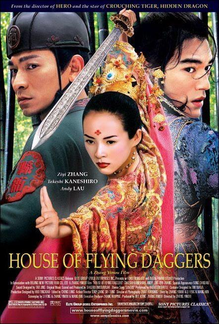 cine asiatico la casa de las dagas voladoras