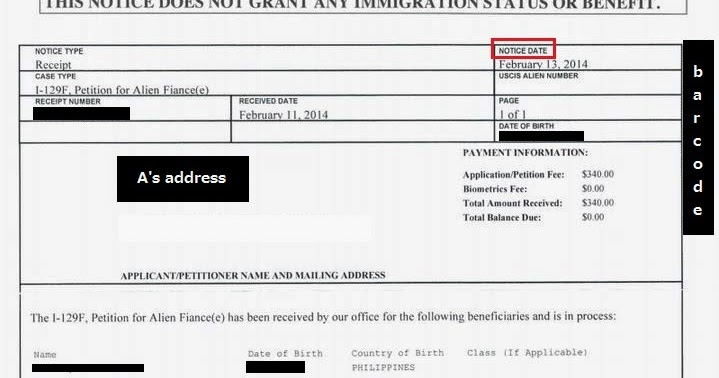 K 1 Visa Process The Dadgars