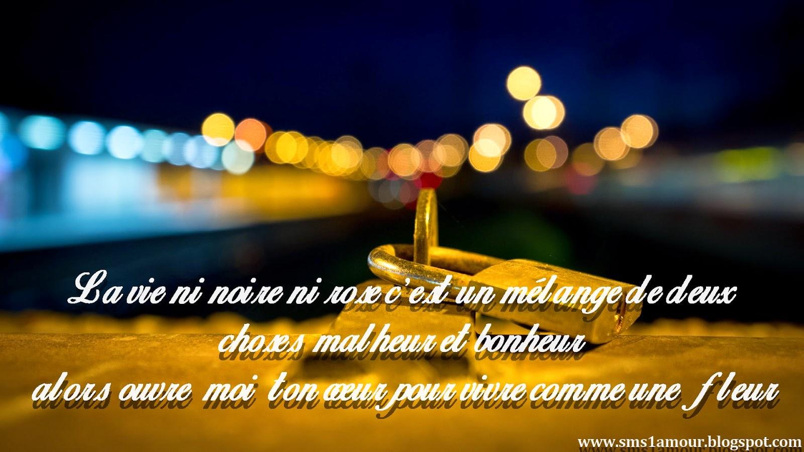 Souvent SMS bonne nuit ~ message d'amour : Messages et SMS d'amour AW77