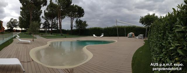 Progettazione giardnin, piscine - AUS -Forlì
