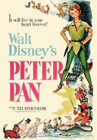Cậu Bé Bay Peter Pan 1953