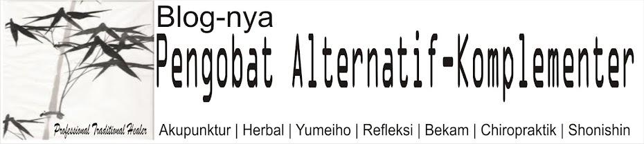 Blog-nya Pengobat Alternatif - Komplementer
