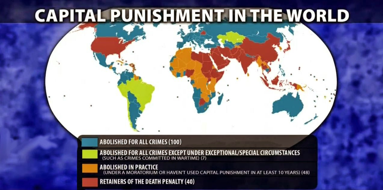 an introduction to the history of capital punishment The introductory part gives a global overview of the death penalty with a  that  history shows that the death penalty existed in pre-colonial african communities .