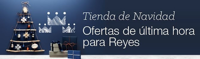 Ofertas Flash de Amazon para Reyes