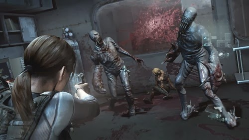 Resident Evil Revelations PC Gameplay