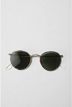 Tendencia primavera verano que viene pinsando muy fuerte las gafas de sol redondas