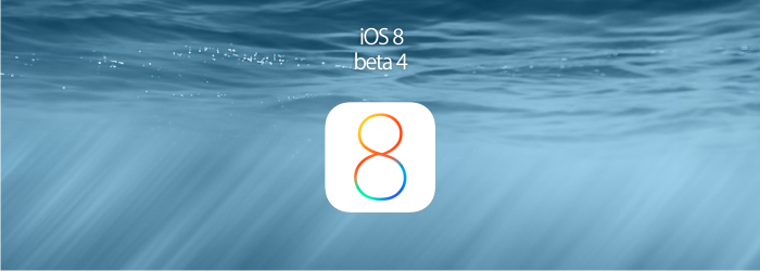 iOS 8 beta 4