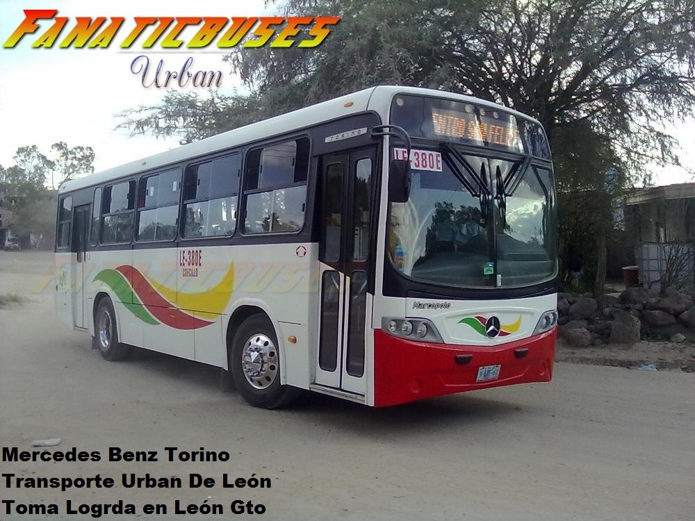 Fanaticbuses autobuses urbanos de leon - Autobuses larga distancia ...