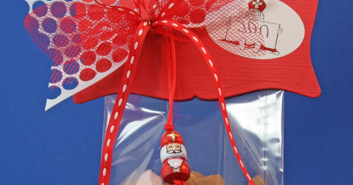 Kitty S Craft Sinterklaas Traktatie Die Maak Je Zelf