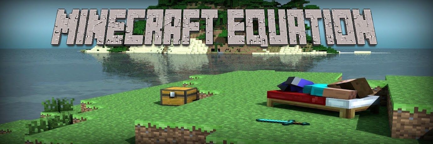 The Minecraft Equation
