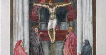 an analysis of the holy trinity by tommaso di ser giovanni di simone masaccio Renaissance art is the masaccio – masaccio, born tommaso di ser giovanni di masaccio was born to giovanni di simone cassai and jacopa di martinozzo.