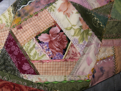 CORSO di crazy patchwork