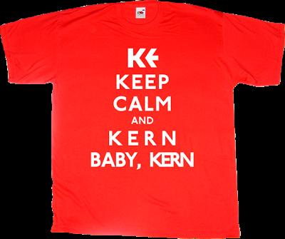 kerning typography graphic design fun t-shirt ephemeral-t-shirts