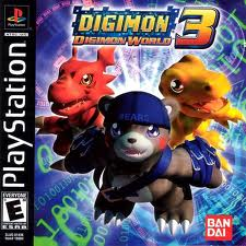 Digimon World 3 - PS1 - ISO Download