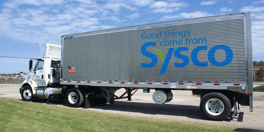 Long Haul Trucking >> Total Return Investor: Think Sysco Not Cisco