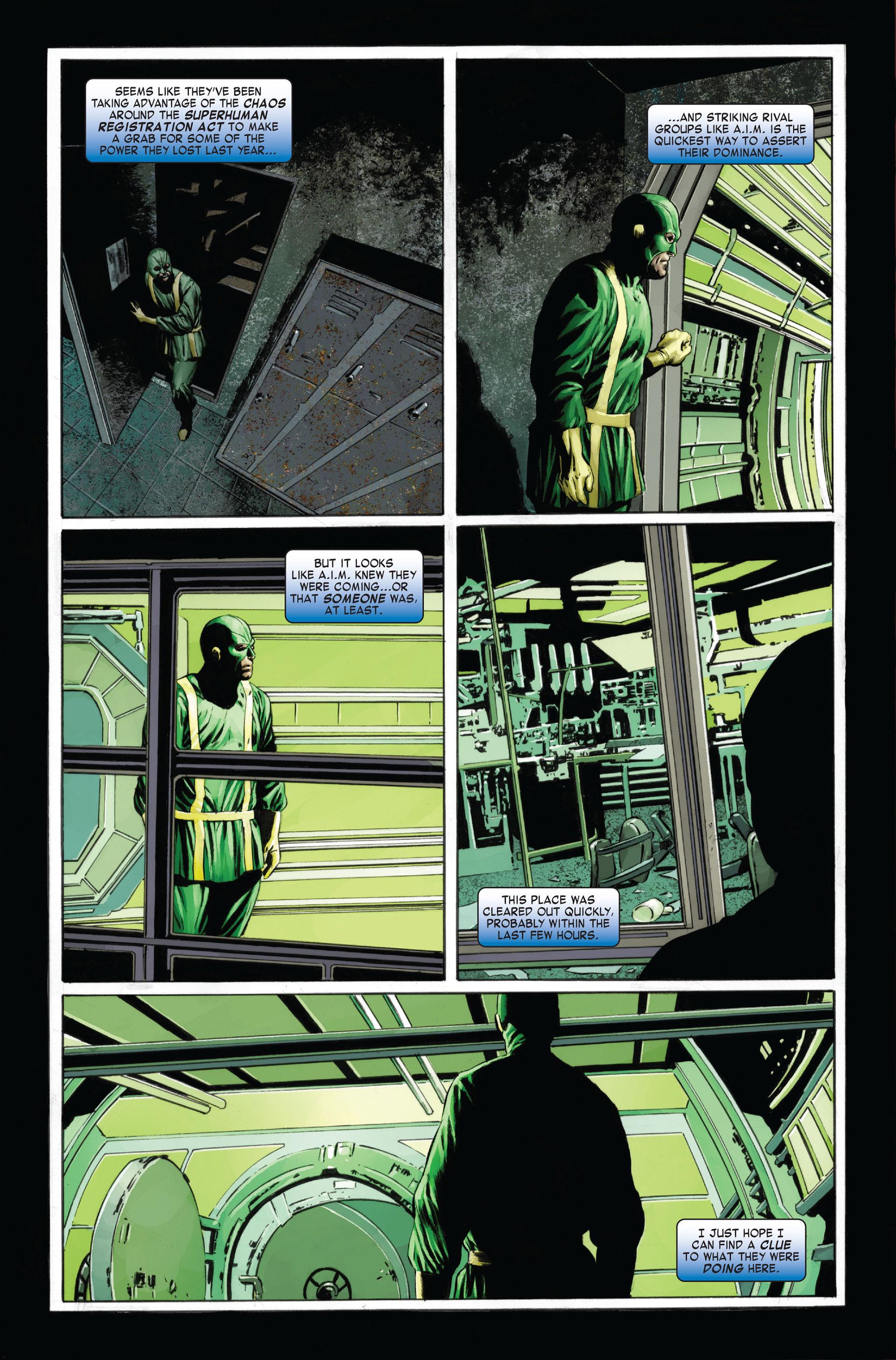 Captain America (2005) Issue #24 #24 - English 10