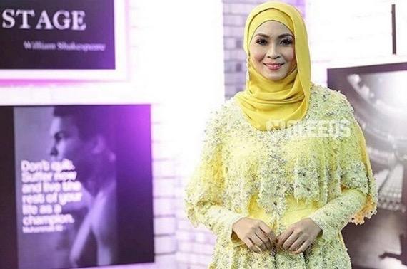 Siti Nordiana semakin popular kerana Gegar Vaganza 2