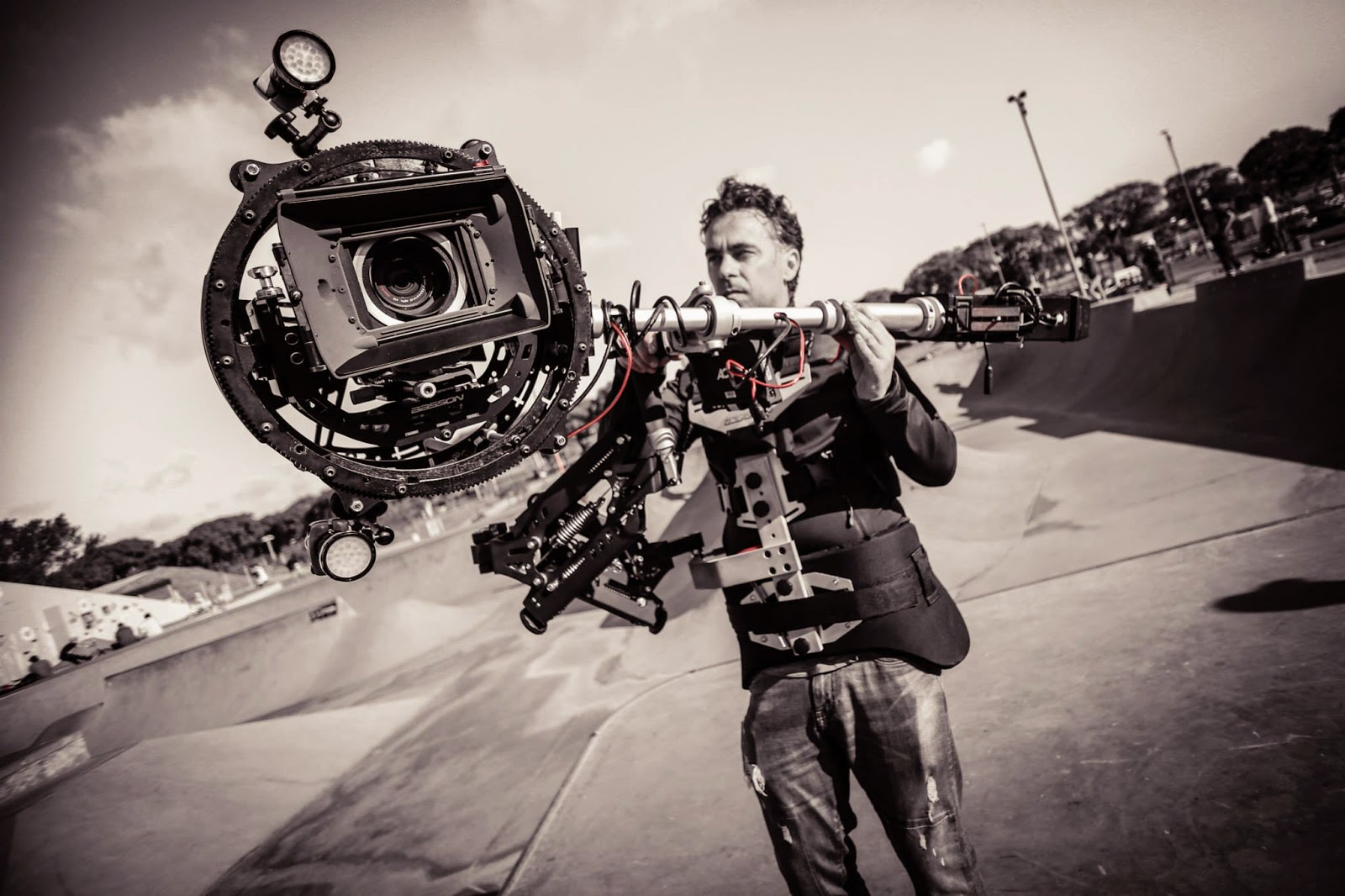 Camera Dslr Camera Steadicam best steadicam for dslr the new 8 axis hybrid camera stabilizer made by basson steady