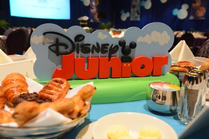 disney junior breakfast