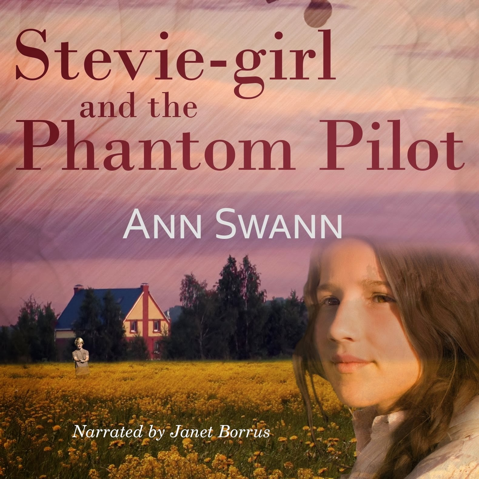 Stevie-girl and the Phantom Pilot