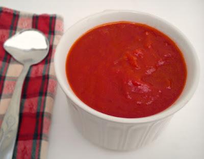 Salsa de Tomate Frito Casera.