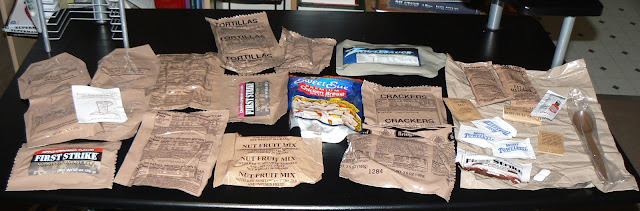 MRE Review: First Strike Ration Menu 2: Everything