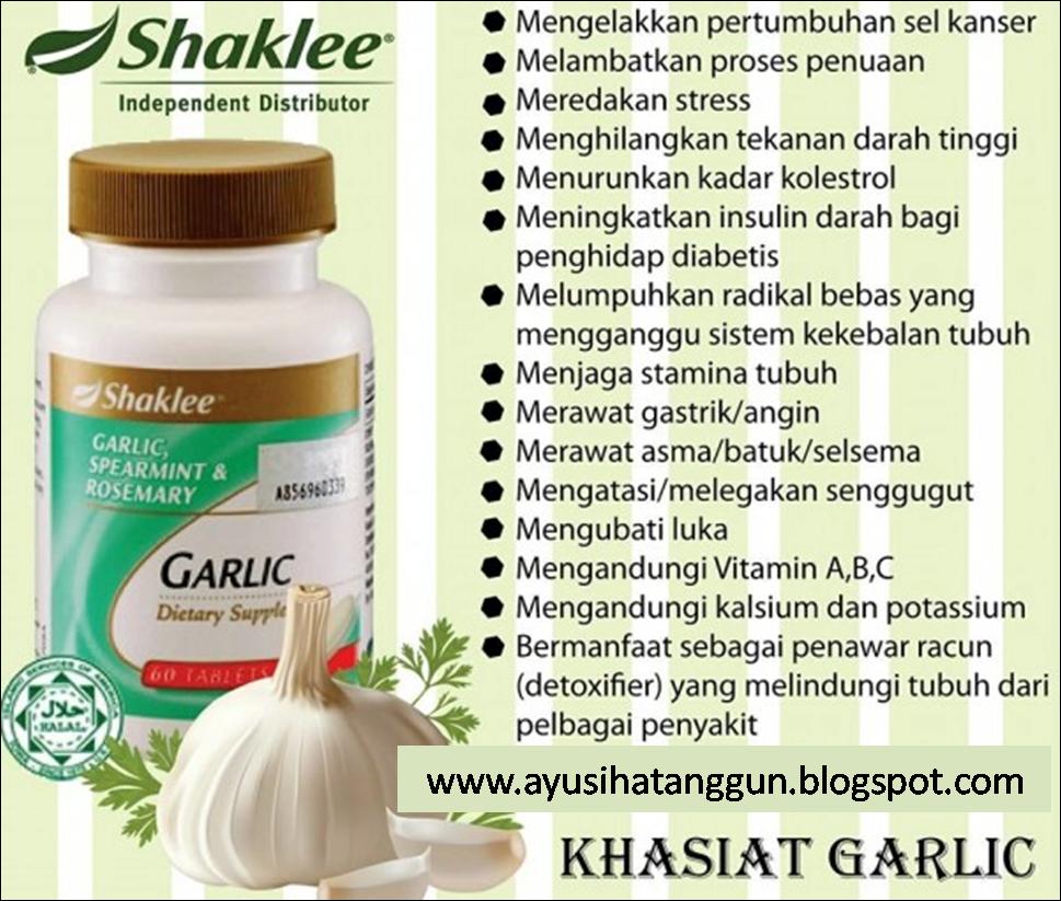Manfaat Garlic Complex