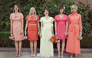Let Each Bridesmaid To Pick Their Own Dress Because They Will Think You Are Generous And It Is Also The Opportunity Show Charm