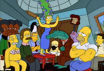 Simpsons legalized gambling