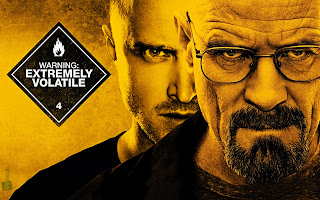 Breaking Bad Walter White and Jesse Pinkman HD Wallpaper