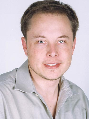 Elon Musk - Founder of Paypal