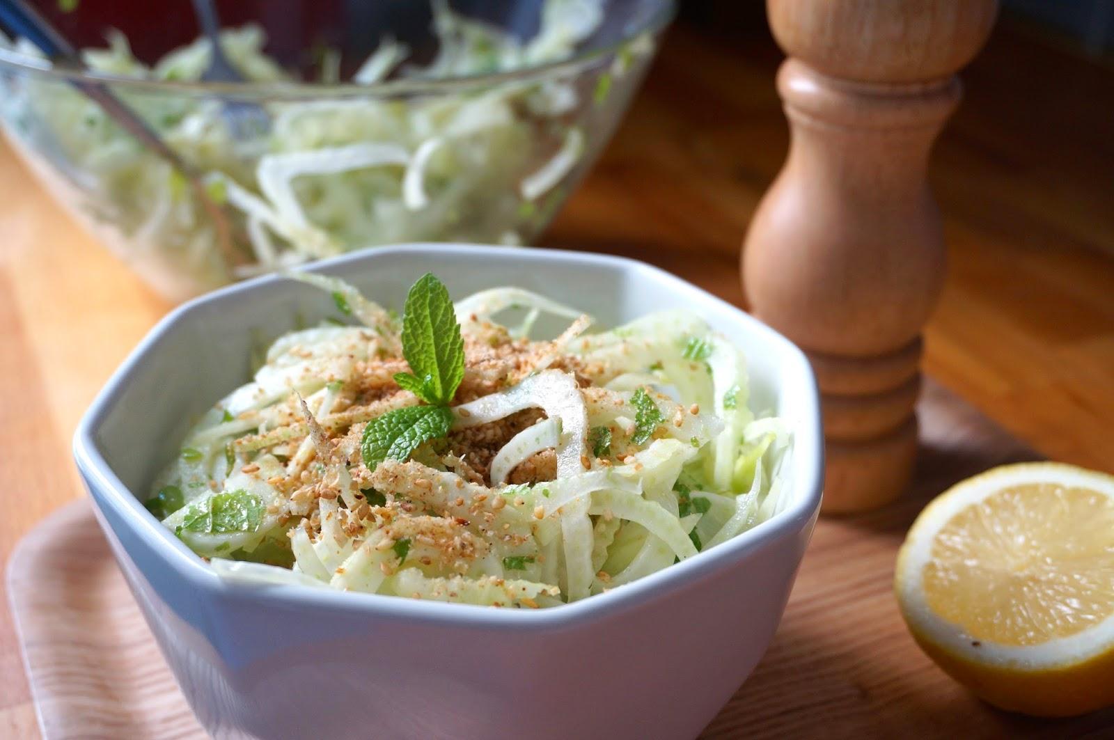 citron myrtille salade fra cheur de fenouil. Black Bedroom Furniture Sets. Home Design Ideas