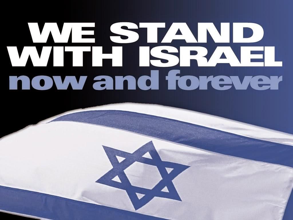 Israel vs Hamas = Good vs Evil