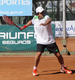 ITF SENIORS GRADO 3 - BANADE BS AS - BECERRA CAMPEON