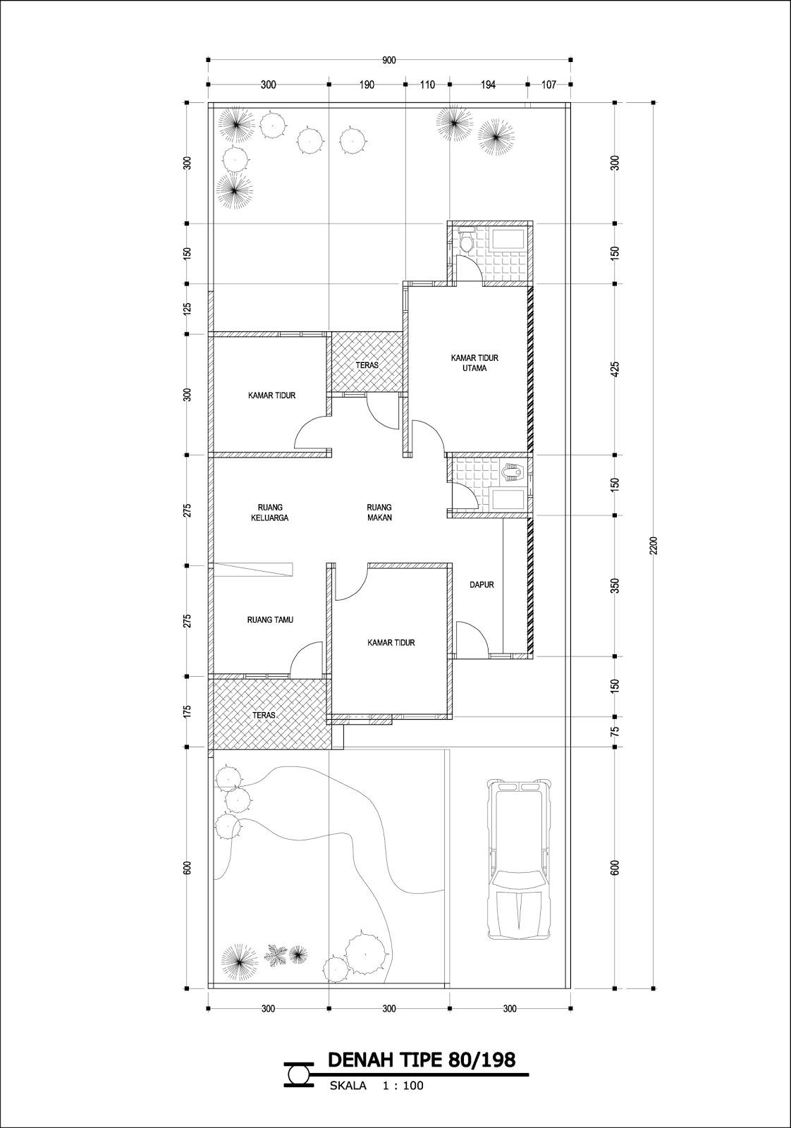 Ragam ide Model Rumah Minimalis Type 70 Tingkat 2 Lantai 2015 yg cantik